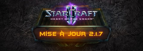Heart of the Swarm - Mise à jour 2.1.7 - correction de bugs