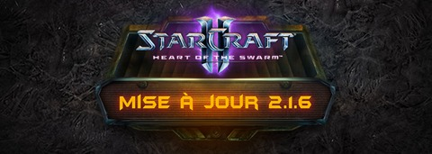 Heart of the Swarm - Mise à jour 2.1.6