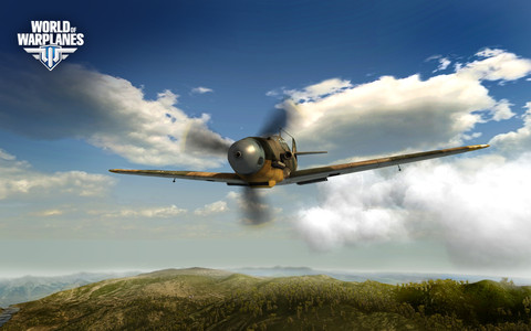 World of Warplanes - Premières images de World of Warplanes