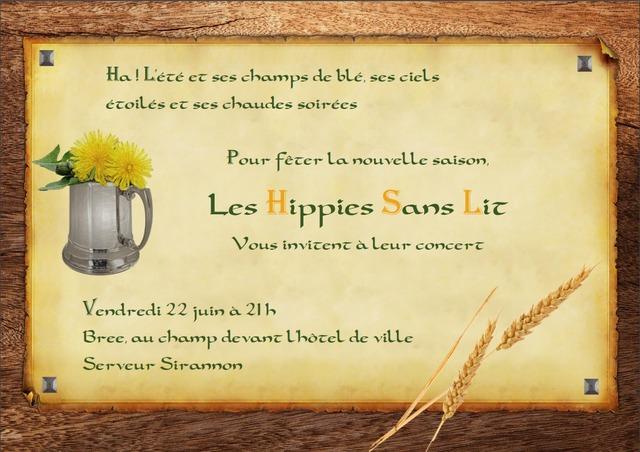 Les Hippies Sans Lit