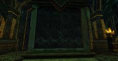 Chambre secrète