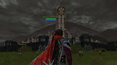 Minas Tirith la découverte