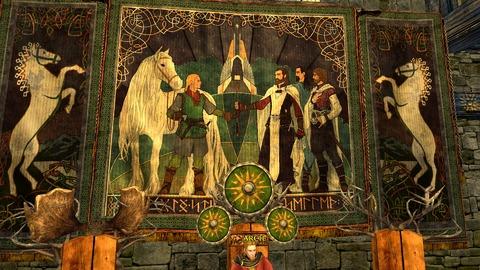 Don de Cirion - serment d'Eorl