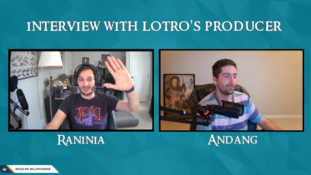 Interview de Raninia par Andang