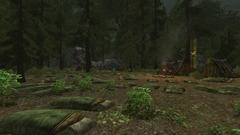 Campement Rohirrim