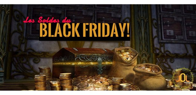 Lotro - SdAO Black Friday