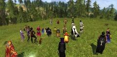 La fête des Moissines vue par Shab - LaftedesMoissines29