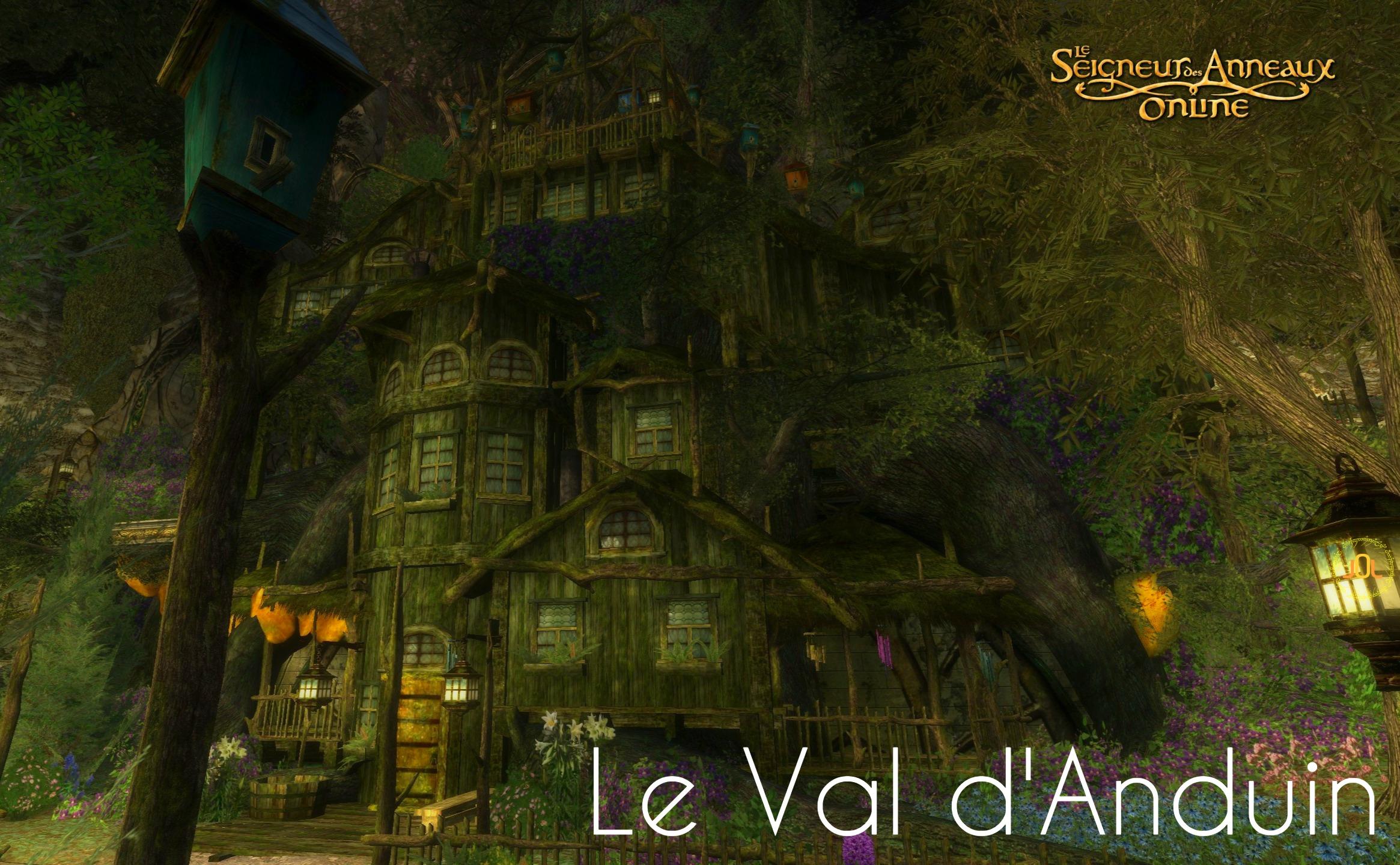 promotion spéciale 2019 authentique en soldes Le Seigneur des Anneaux Online - La mise à jour 24 le Val d ...
