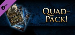 Quatruple pack Steam Lotro