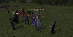 La fête des Moissines vue par Shab - LaftedesMoissines2