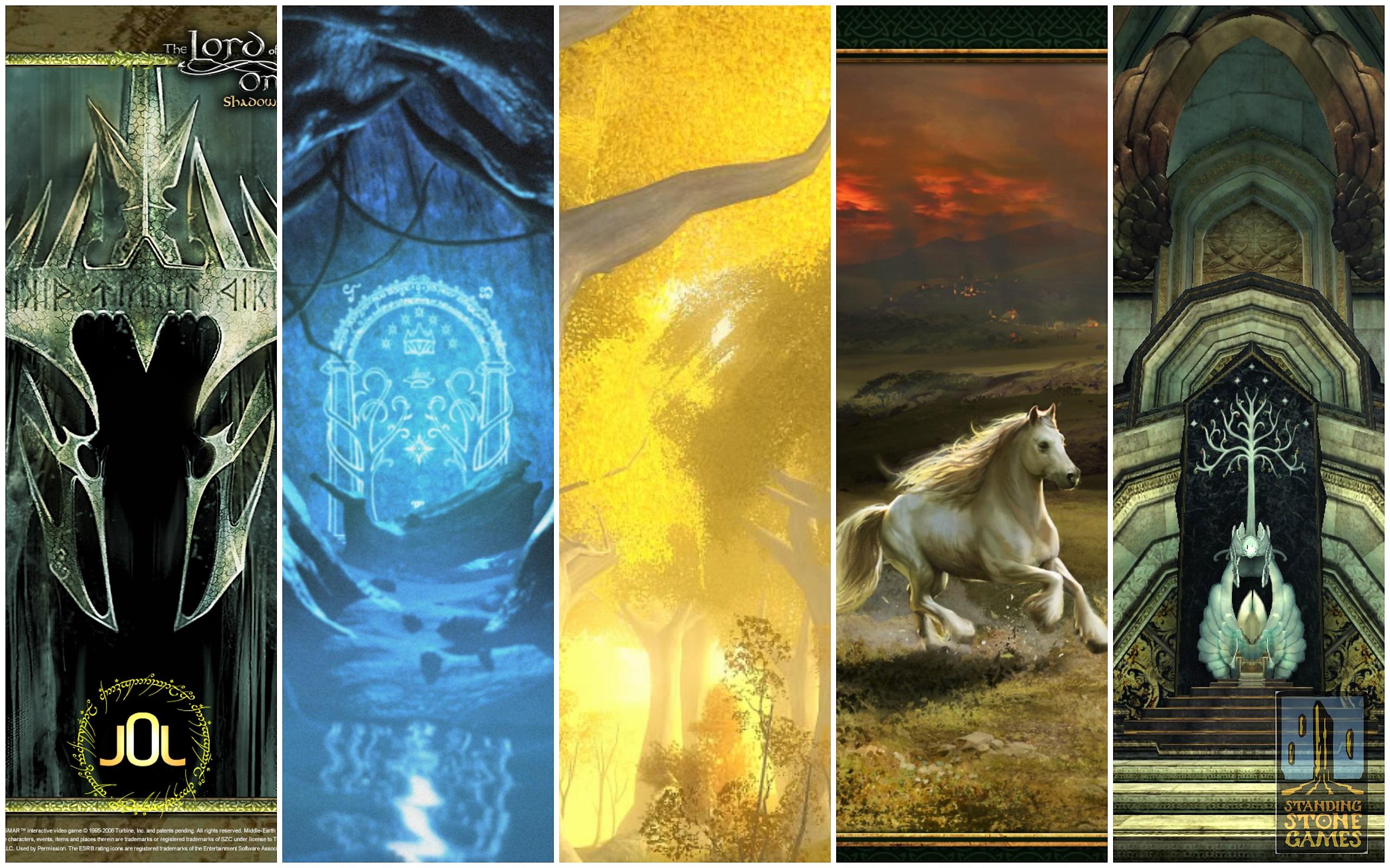 Le Seigneur Des Anneaux Online Concours Dix Ans En Terre