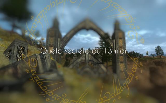 La quête secrète