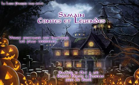 Samin, Contes et légendes