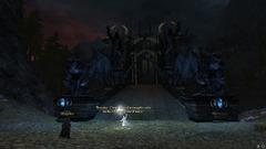 Aragorn et Gandalf à Minas Morgul