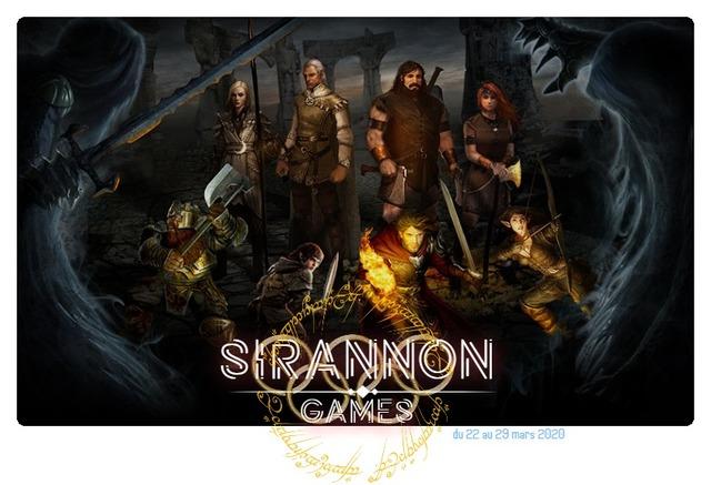 Sirannon Games 2020