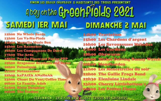 Greenfields Festival 2021