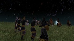 La fête des Moissines vue par Shab - LaftedesMoissines5