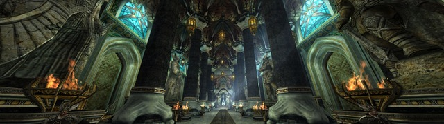 Minas Tirith - Salle du Trône