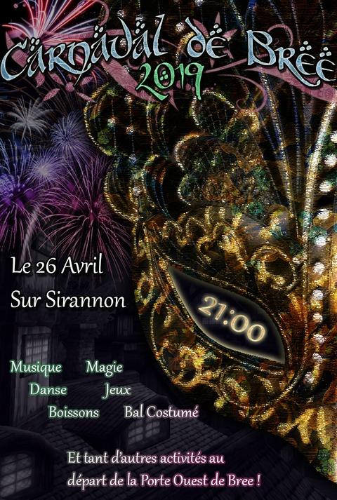 Carnaval de Bree 2019