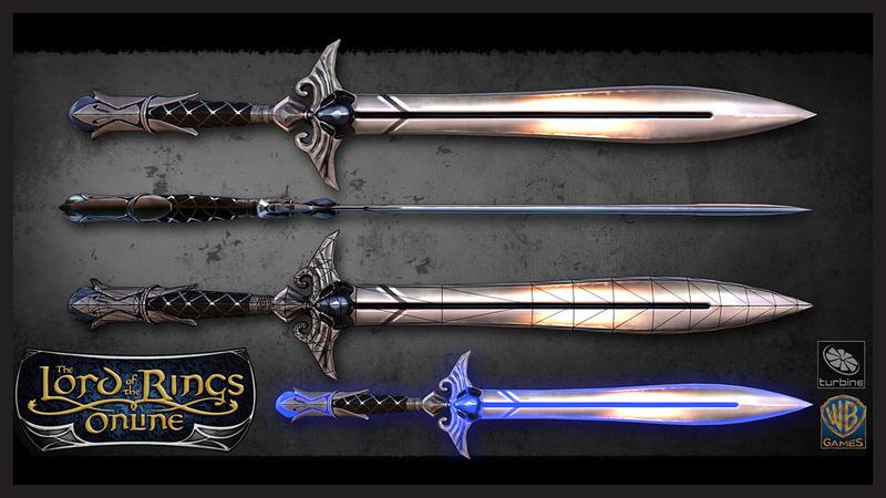 Les armes légendaires