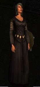La robe de l'Automne Anórien