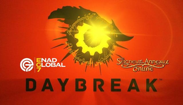 EG7 rachète Daybreak Games