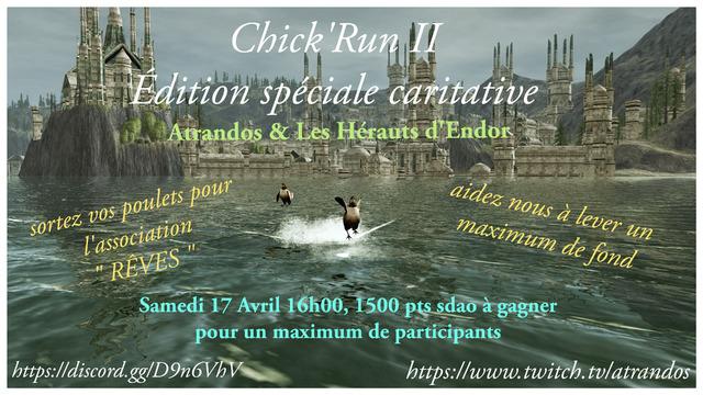 Chick'Run association Rêves