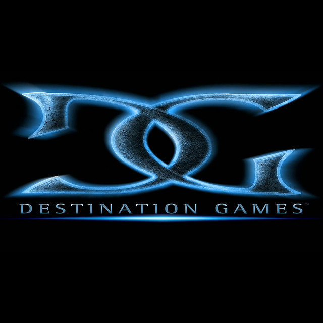 Logo de Destination Games