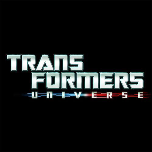 Logo de Transformers Universe