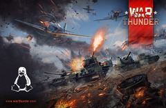 War Thunder disponible en version Linux