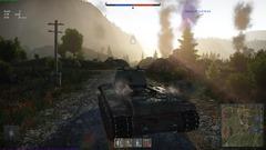 Tank et avion