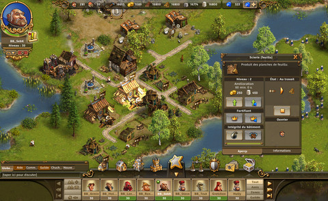 The Settlers Online - The Settlers Online s'annonce en versions localisées