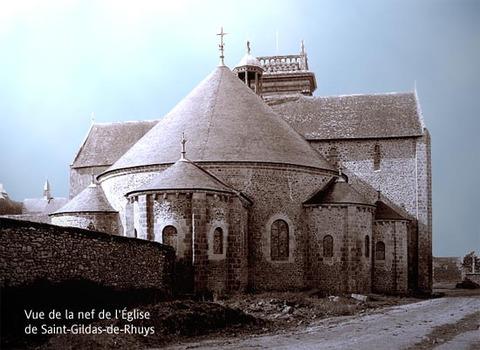Vue de la nef de l'église