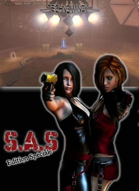 Affiche S.A.S 5eme édition
