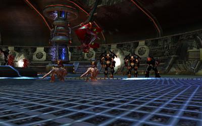 Une horde de Thrax dans la nouvelle mission