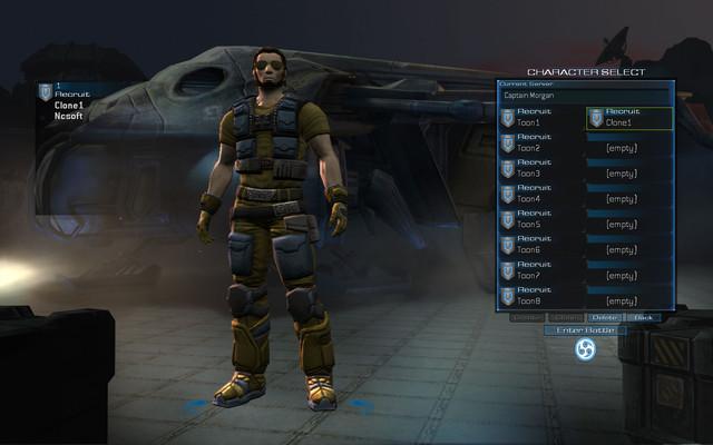 Personnage cloné