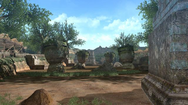 Images d'Ixion Saga