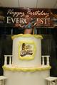 Le gâteau anniversaire des dix ans d'EverQuest