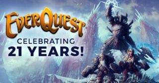 EverQuest a 21 ans