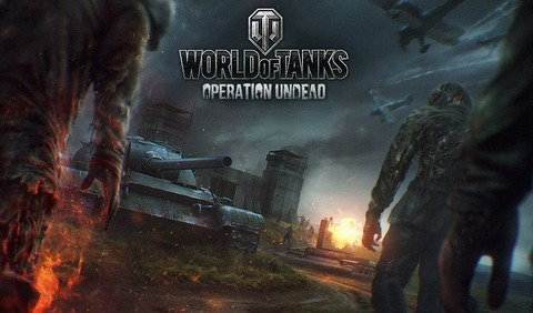 Wargaming.net - Wargaming lance World of Tanks: Operation Undead