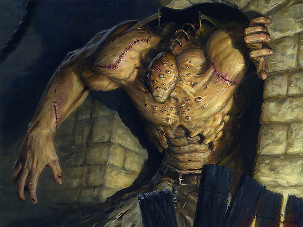 Illustration du Geralf's Mindcrusher