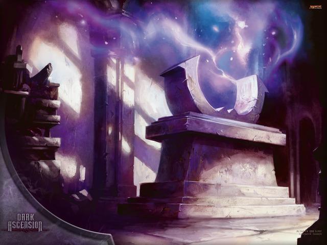 Fond d'écran Altar of the Lost