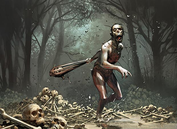 Illustration du Farbog Boneflinger