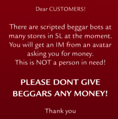 Affiche flatterbots