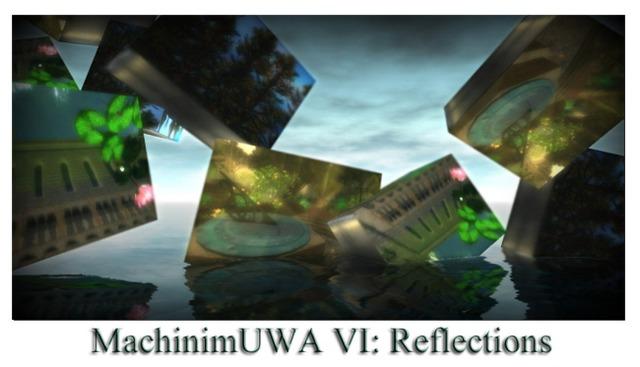 Affiche MachinimUWA-VI
