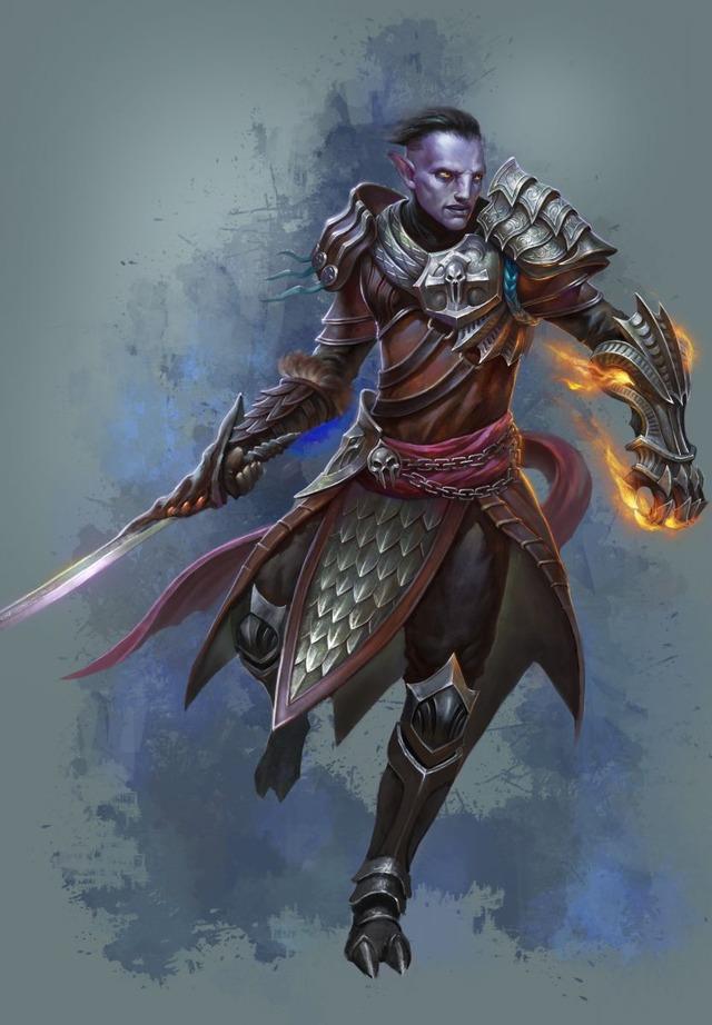 Blademaster, l'avant-garde d'Erlandir