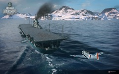 Les porte-avions à la manoeuvre pour un week-end de test sur World of Warships