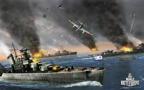 World of Warships - GC 2011 : Wargaming annonce World of Battleships en images