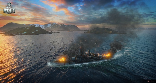 Images de World of Warships