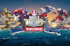 Les Transformers se lancent à l'abordage dans World of Warships et WoW : Legends